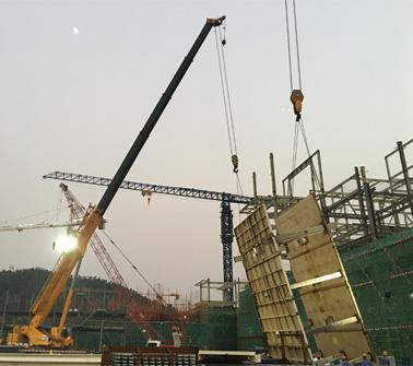 昆山200吨大吨位吊车出租